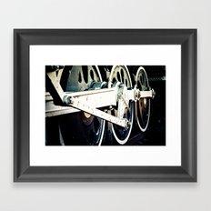 Motion Framed Art Print