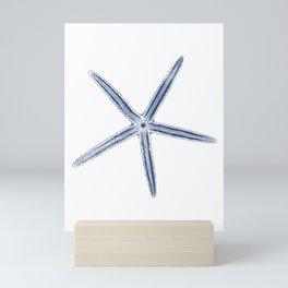 Finger Starfish Mini Art Print