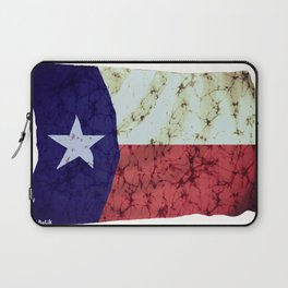 Texas flag Laptop Sleeve
