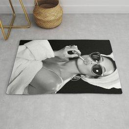 Audrey Hepburn Style Rug