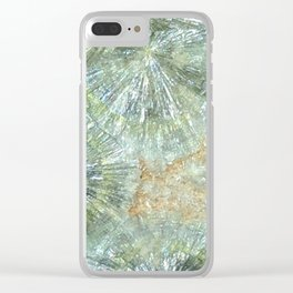 Wavellite Clear iPhone Case
