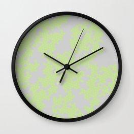 Hexagonal Wall Clock