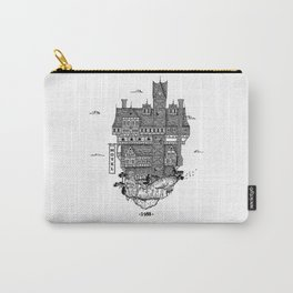 Hotel mountain Carry-All Pouch
