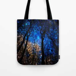 the night i met you Tote Bag