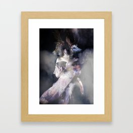 Divinity: Transmutation Framed Art Print