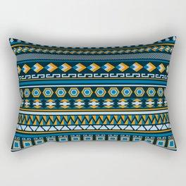 Geometric Northwest Pattern Rectangular Pillow