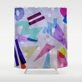 Legespiel Shower Curtain