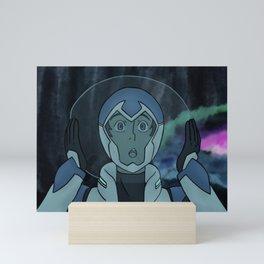 bubble boy - vld lance Mini Art Print