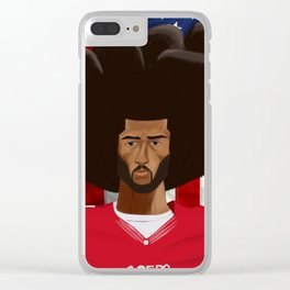 Stand 4R Ancestors Clear iPhone Case