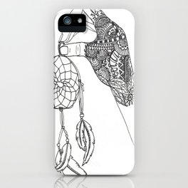 Catching Dreams iPhone Case
