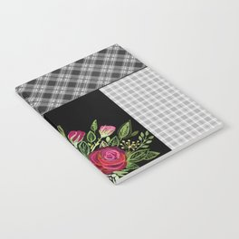 Rustic patchwork 2 Notebook