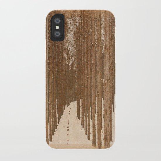 Single File  iPhone Case