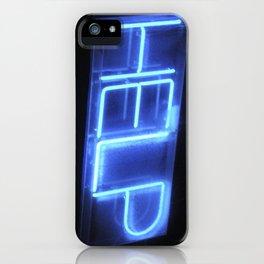 HELP iPhone Case