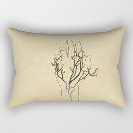 Handtree Rectangular Pillow