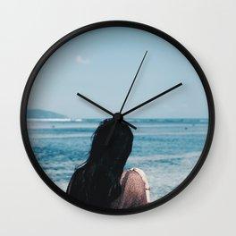 [VEW] The Woman II Wall Clock