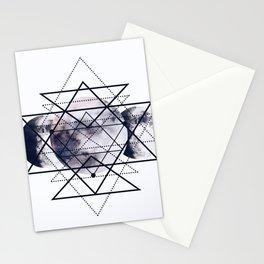 Solar Diamonds Stationery Cards