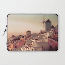 Oia Sunset Laptop Sleeve