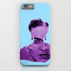 FRIDA - shirt version - blue/purple Slim Case iPhone 6s