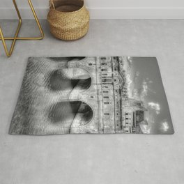 Pulteney Bridge Bath Rug