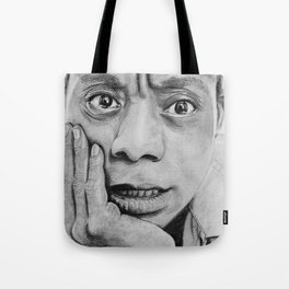 James Baldwin Tote Bag