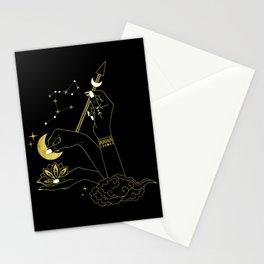 The Goddess Hands Stationery Cards