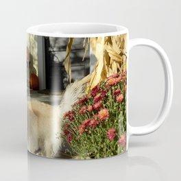 Harvest Pup Coffee Mug
