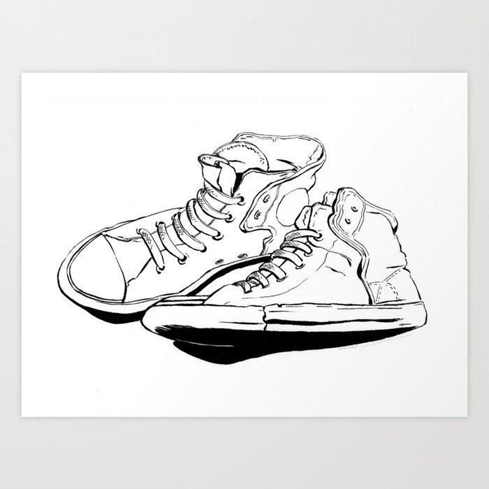 All-Stars 3 Art Print