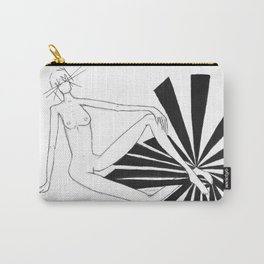 Feet So Sweet by riendo Carry-All Pouch
