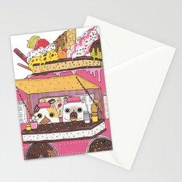 IceCream Truck Stationery Cards
