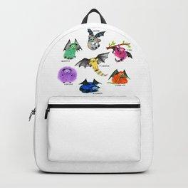 Seven Books, Seven Iggys Backpack