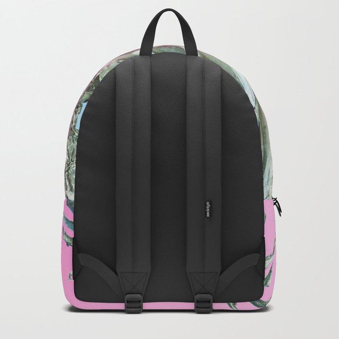 Pineapple Top Backpack