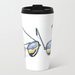 Refuge Of The Road Travel Mug