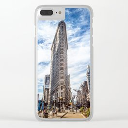 Flatiron HDR Clear iPhone Case