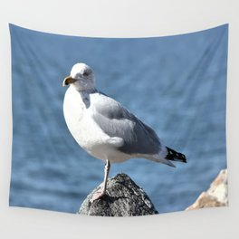 Seagull Wall Tapestry