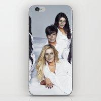 kardashian iPhone & iPod Skins featuring Helldashians by Katieb1013