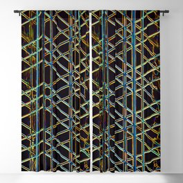 Abstract Design 1 Blackout Curtain