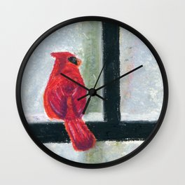 Its cold outside! Wall Clock