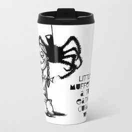Little Miss Muffet Travel Mug