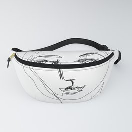 He knew he would be a beautiful woman. Fanny Pack