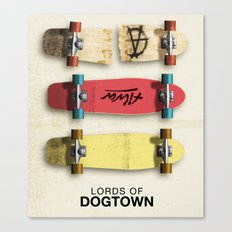 Lords Of Dogtown - Movie Poster Canvas Print