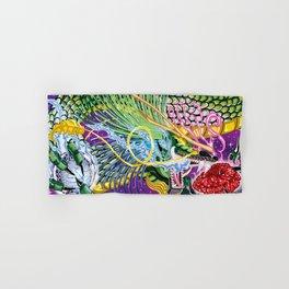 Dragon Of The Rose Hand & Bath Towel
