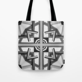 Cross of Industrialdesign Tote Bag