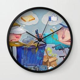 Life today Wall Clock