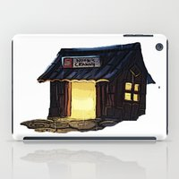 animal crossing iPad Cases featuring Animal Crossing: Nooks Cranny by Makar Deku