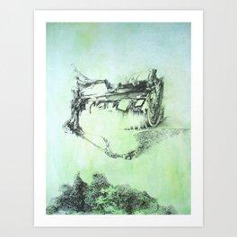 John Henry Art Print