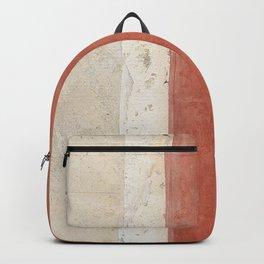 Italian Street Wall Backpack