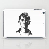alex turner iPad Cases featuring alex turner [6] by roanne Q