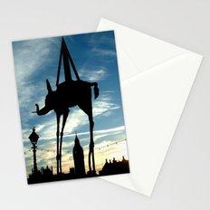 Salvador's Elephant Stationery Cards