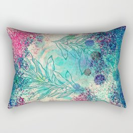 Paix hivernale - Winter peace Rectangular Pillow
