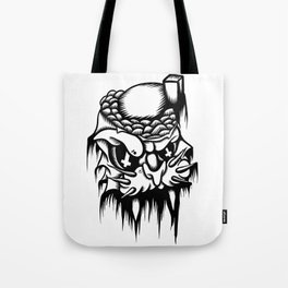 Catatomic Tote Bag